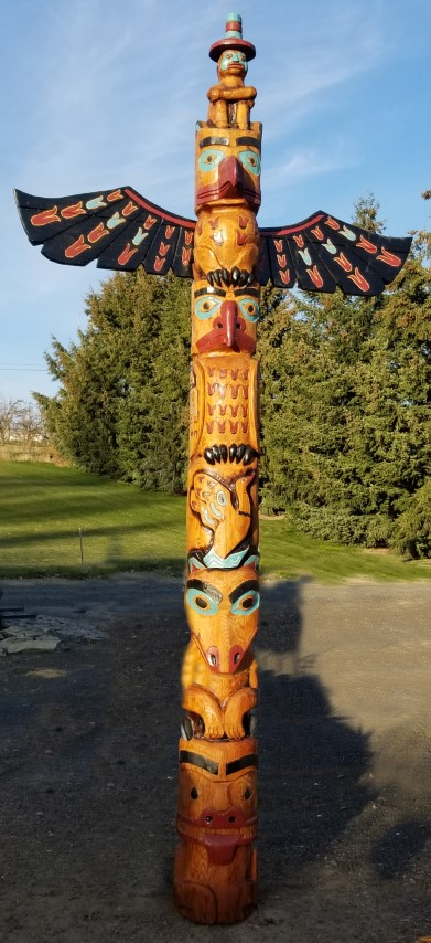 16ft Watcher Totem